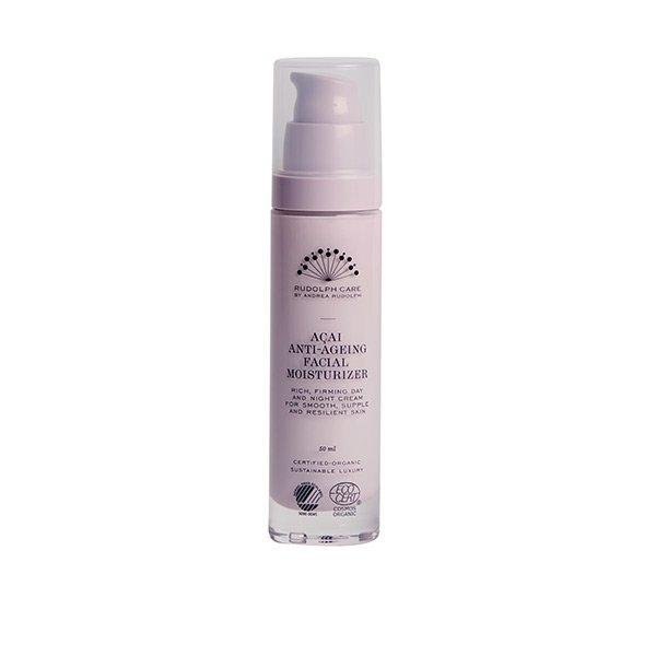Acai Anti aging Facial moisturizer tienda cosmetica natural barcelona espana Rudolph Care comprar belleza organica