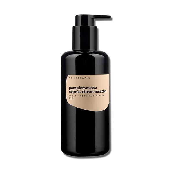 aceite tonificante cuerpo pomelo cipres menta eliminar el termino ma therapie ma therapie tienda cosmetica natural barcelona espana comprar belleza organica