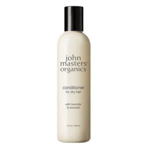 acondicionador para cabello seco con lavanda y aguacate John Masters tienda cosmetica natural barcelona espana comprar belleza organica