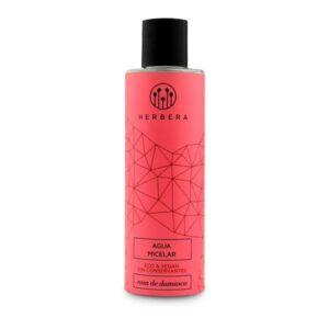 agua micelar de rosa damascena todo tipo y p sensibles comprar herbera tienda cosmetica natural barcelona espana comprar belleza organica