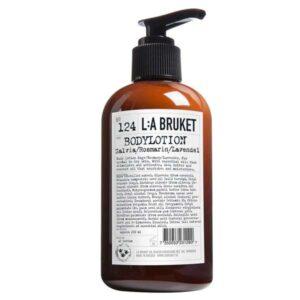body lotion sage rosemary lavender la bruket tienda cosmetica natural barcelona espana comprar belleza organica