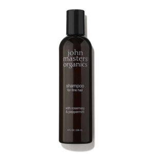 champu para cabello fino con romero y menta organico John Masters tienda cosmetica natural barcelona espana comprar belleza organica