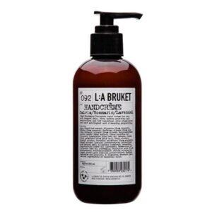 crema de manos de salvia romero lavanda la bruket tienda cosmetica natural barcelona espana comprar belleza organica