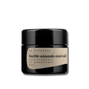 cuidado exfoliante hidratante karite almendra cafe ma therapie tienda cosmetica natural barcelona espana comprar belleza organica