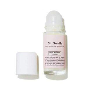 desodorante vainilla mandarina mujer girl smells tienda cosmetica natural barcelona espana comprar belleza organica