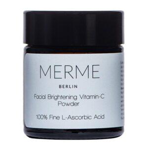 facial brightening vitamin c powder polvo de vitamina c merme cosmetica natural aceites faciales cuidado corporal comprar