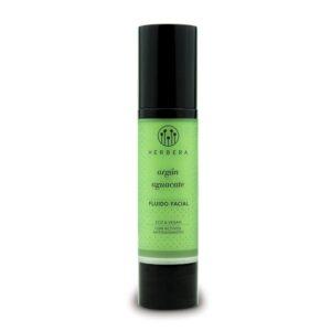 fluido facial de argan y aguacate para piel seca herbera tienda cosmetica natural barcelona espana comprar belleza organica