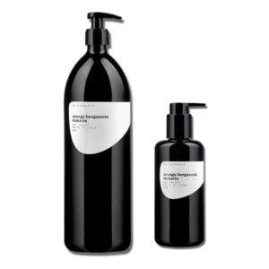 gel de bano para manos y cuerpo de naranja bergamota romero matherapie tienda cosmetica natural barcelona espana comprar belleza organica