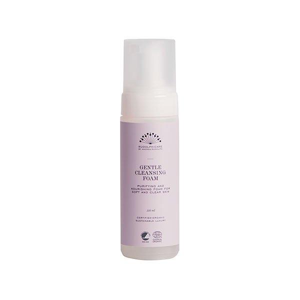gentle cleansing foam tienda cosmetica natural barcelona espana Rudolph Care comprar belleza organica