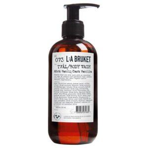 jabon liquido vainilla negra la bruket tienda cosmetica natural barcelona espana comprar belleza organica