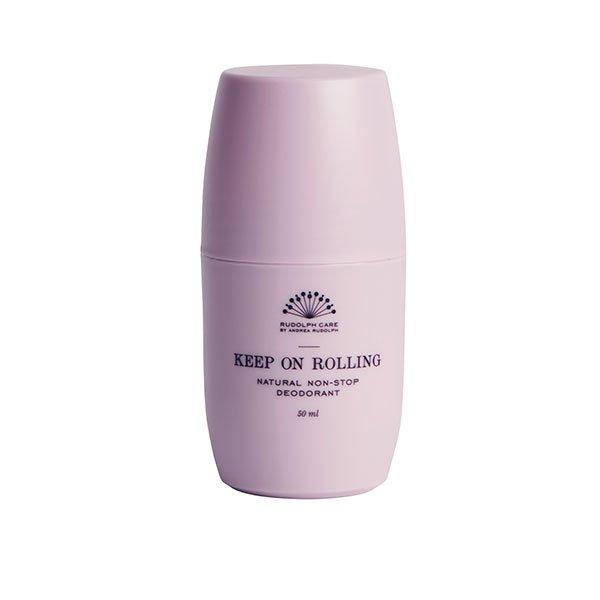 keep on rolling roll on deo desodorante tienda cosmetica natural barcelona espana Rudolph Care comprar belleza organica