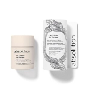 la creme du temps crema reestructurante completa absolution tienda cosmetica natural barcelona espana comprar belleza organica
