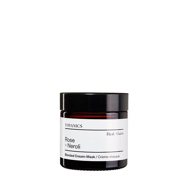 mascarilla crema rosa neroli voyanics tienda cosmetica natural barcelona espana comprar belleza organica