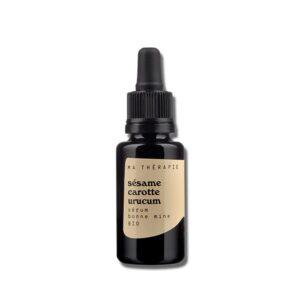 serum de efecto brillo sesamo zanahoria urucum ma therapie tienda cosmetica natural barcelona espana comprar belleza organica
