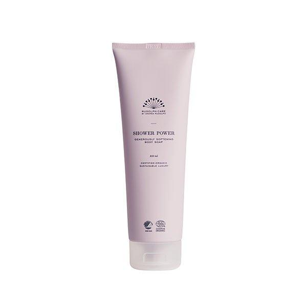 shower power body soap ducha tienda cosmetica natural barcelona espana Rudolph Care comprar belleza organica