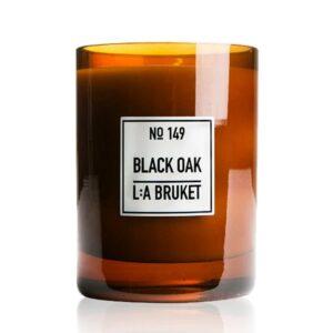 vela perfumada roble negro la bruket tienda cosmetica natural barcelona espana comprar belleza organica