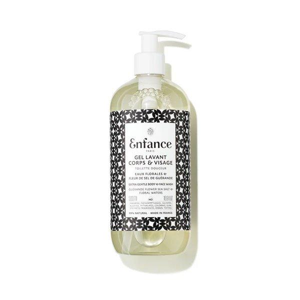 douceur gel de ducha suave para ninos enfance paris tienda cosmetica natural barcelona espana comprar belleza organica