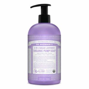 jabon azucar lavanda organico dr bronners tienda cosmetica natural barcelona espana comprar belleza organica