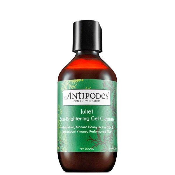 juliet gel limpiador aclarador de la piel antipodes tienda cosmetica natural barcelona espana comprar belleza organica