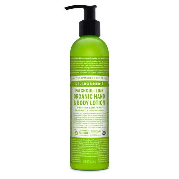locion pachuli lima manos cuerpo dr bronners tienda cosmetica natural barcelona espana comprar belleza organica