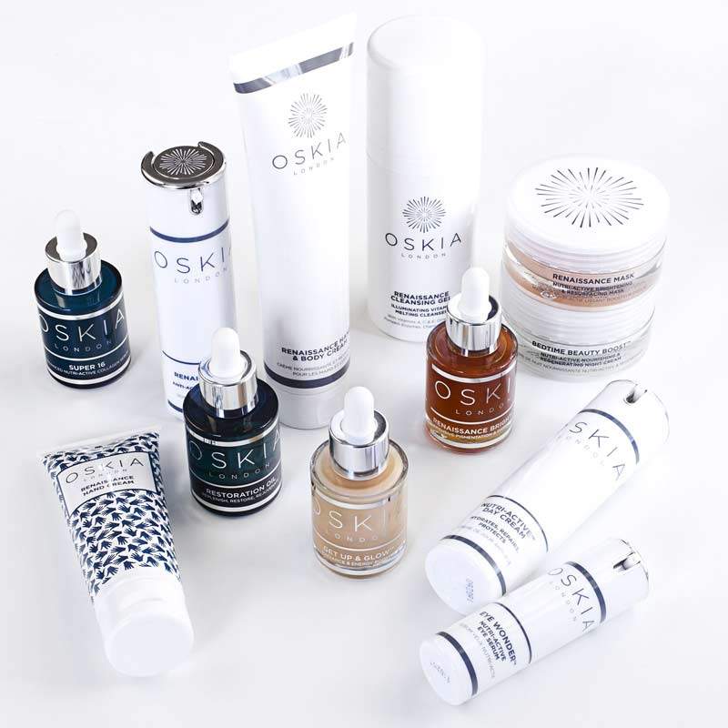 oskia tienda cosmetica natural barcelona espana comprar belleza organica