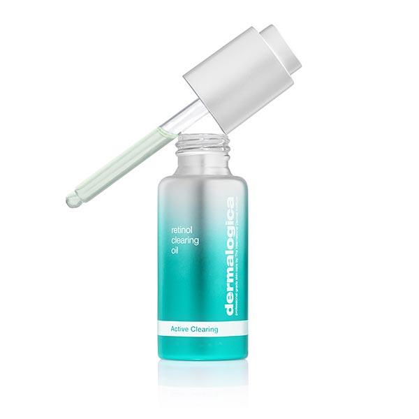 retinol clearing oil aceite de limpieza de retinol dermalogica tienda cosmetica natural barcelona espana comprar belleza organica