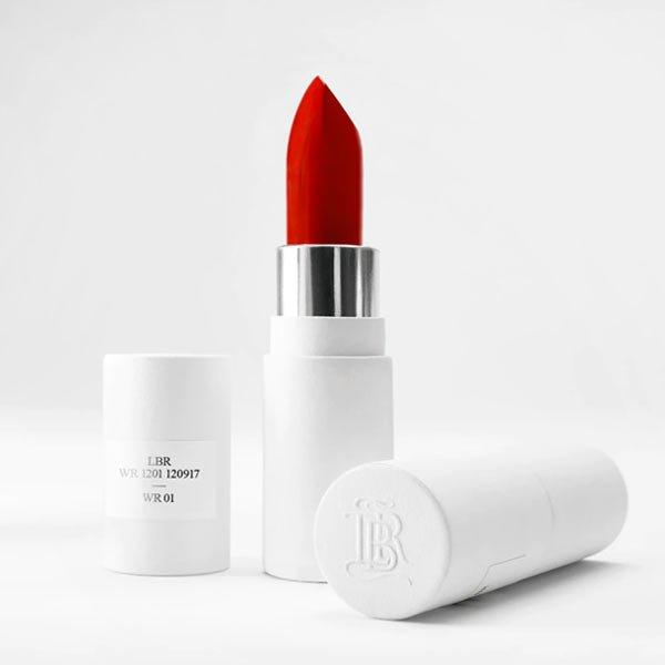 labial vegano rojo pop red art service la bouche chest nude tienda cosmetica natural barcelona espana comprar belleza organica