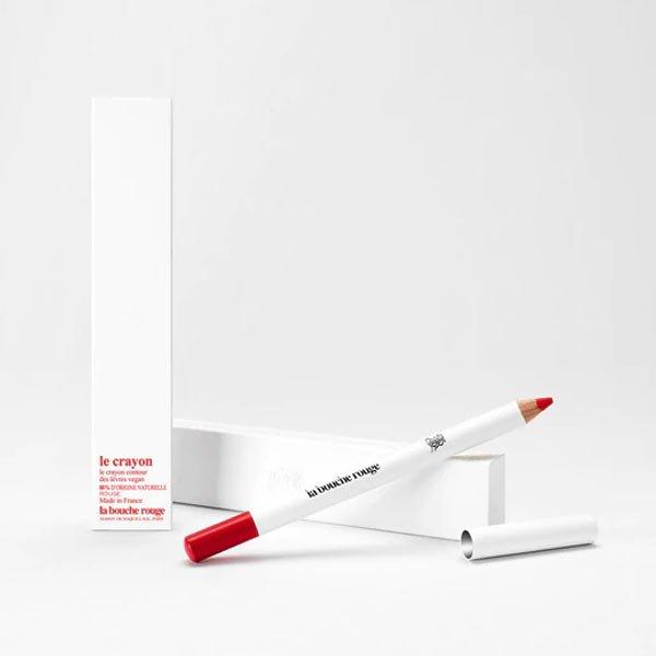 lapiz labial natural rojo la bouche chest nude tienda cosmetica natural barcelona espana comprar belleza organica