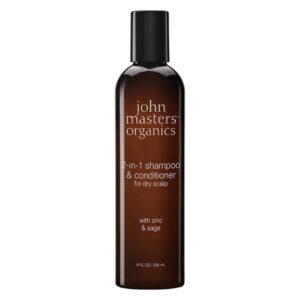champu acondicionador cabello seco zinc salvia John Masters tienda cosmetica natural barcelona espana comprar belleza organica